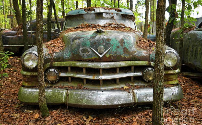Nadchodzi taki czas gdy musimy pożegnać się ze swoim automobilem.